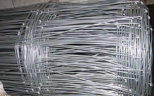 Mallas para cercas en salamanca simple torsi n anudada - Malla alambre galvanizado ...